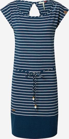 Ragwear Kjole 'Soho Stripes II' i natblå / hvid, Produktvisning