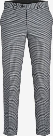 JACK & JONES Pantalon à plis en noir / blanc, Vue avec produit
