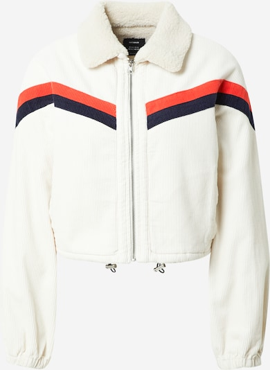 Cotton On Between-season jacket in Navy / Red / White, Item view