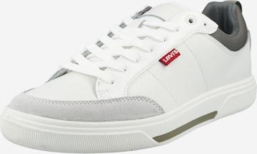 LEVI'S Sneaker 'Cast' in Weiß