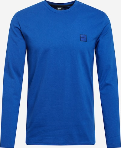 BOSS Casual Shirt 'Tacks' in blau / schwarz, Produktansicht