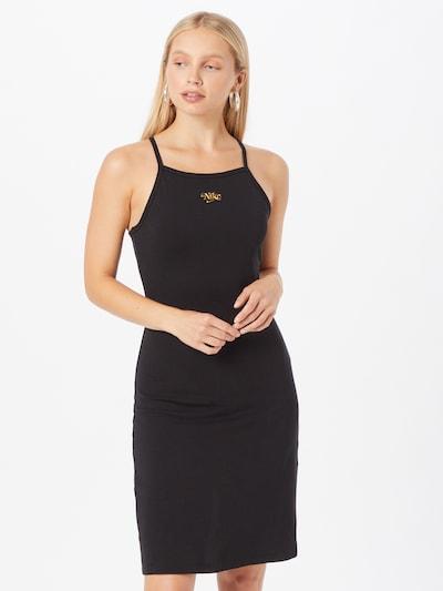 Rochie de vară Nike Sportswear pe negru, Vizualizare model