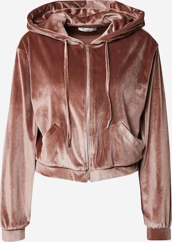 Guido Maria Kretschmer Collection Tepláková bunda 'Meike' - ružová