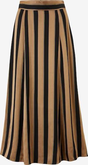 IVY & OAK Jupe en marron / noir, Vue avec produit