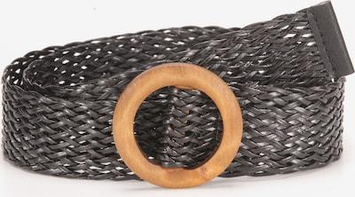 TAMARIS Gürtel 'Ylva' in schwarz, Produktansicht