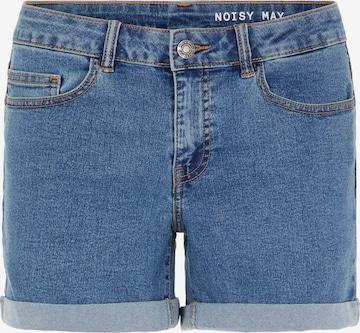 Noisy may Shorts in Blau