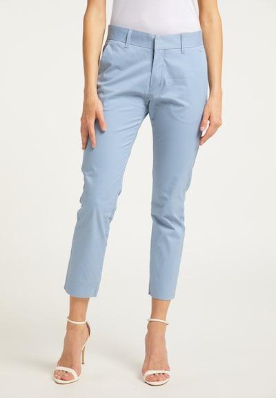 DreiMaster Maritim Hose in hellblau, Modelansicht