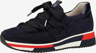 GABOR Sneaker in kobaltblau, Produktansicht