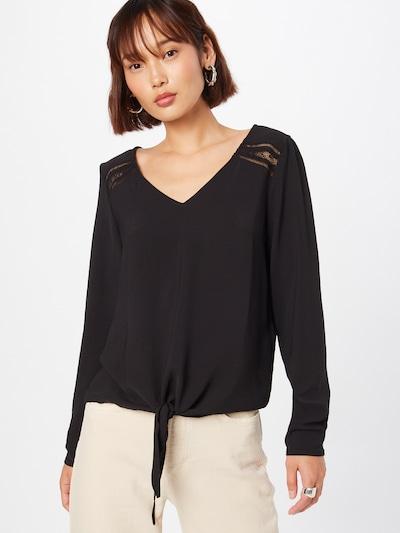 VILA Bluse 'SURASHA' in schwarz, Modelansicht
