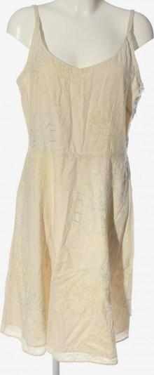 Fransa Trägerkleid in XL in gold / wollweiß, Produktansicht