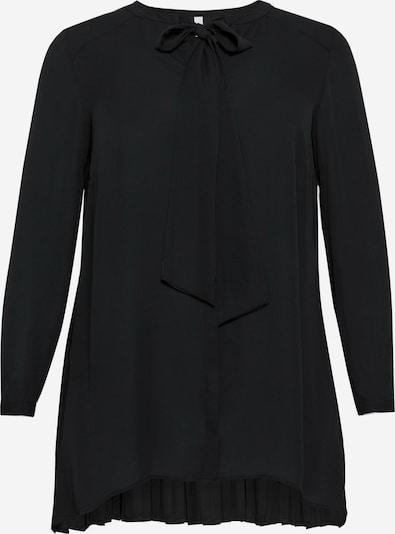 SHEEGO Tunika | črna barva, Prikaz izdelka