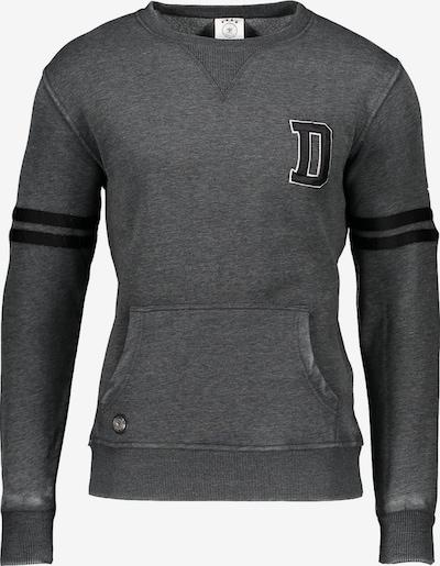 DFB Sweatshirt in grau, Produktansicht
