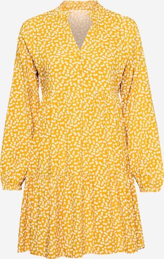 OBJECT Shirt Dress 'Elise' in Dark yellow / White, Item view