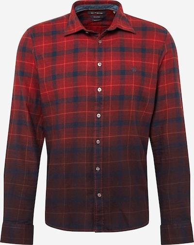 Marc O'Polo Košile - kobaltová modř / červená, Produkt