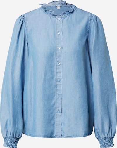 Bluză 'INDIANA' OVS pe albastru denim, Vizualizare produs