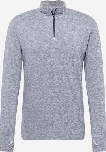 ENDURANCE Sportshirt in graumeliert, Produktansicht