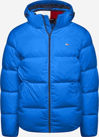 Tommy Jeans Winter jacket 'ESSENTIAL' in blue, Item view