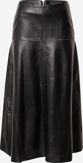 Studio AR Falda 'ONAVA' en negro, Vista del producto