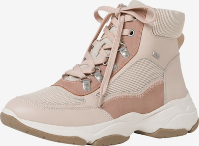 s.Oliver Sneaker in lachs / rosa, Produktansicht