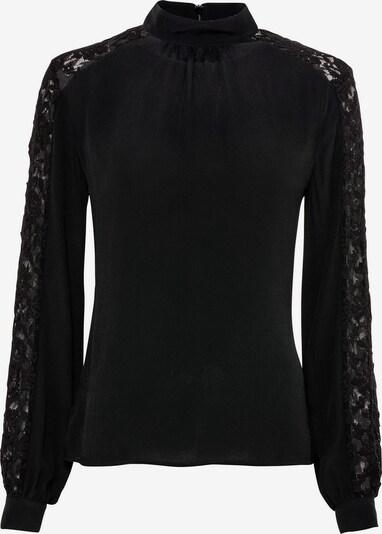 HALLHUBER Blusenshirt in schwarz, Produktansicht