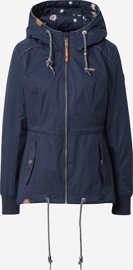 Ragwear Jacke 'DANKA' in indigo, Produktansicht