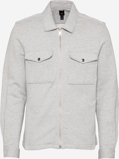 River Island Overhemd in de kleur Grijs gemêleerd, Productweergave