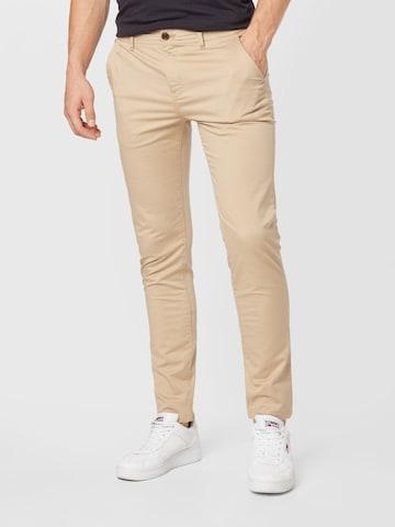 Pantalon chino 'Mott' SCOTCH & SODA en beige
