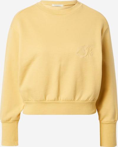 Ragdoll LA Sweat-shirt en jaune, Vue avec produit