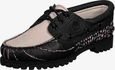 TIMBERLAND Moccasin 'Heritage Noreen' in Pink / Black, Item view