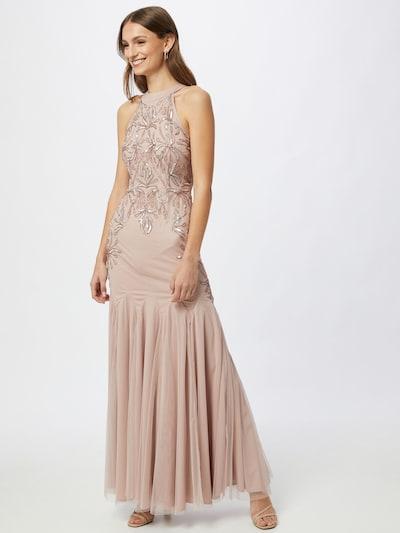 Sistaglam Kleid 'KYLEE' in hellpink, Modelansicht