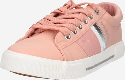 Dockers by Gerli Zapatillas deportivas bajas en rosa / plata, Vista del producto