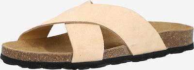 ONLY Klapki 'MADISON' w kolorze piaskowym, Podgląd produktu