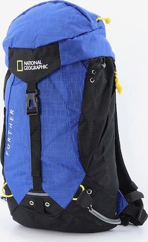National Geographic Rucksack 'Destination' in Blau
