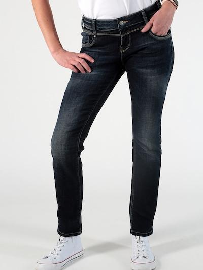 Miracle of Denim Jeans in dunkelblau, Modelansicht