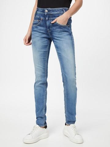 Herrlicher Jeans  'Sharp Slim Organic Denim' in Blau