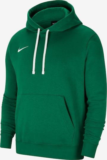 NIKE Sweatshirt in grün / weiß, Produktansicht