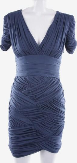 HALSTON HERITAGE Kleid in S in petrol, Produktansicht