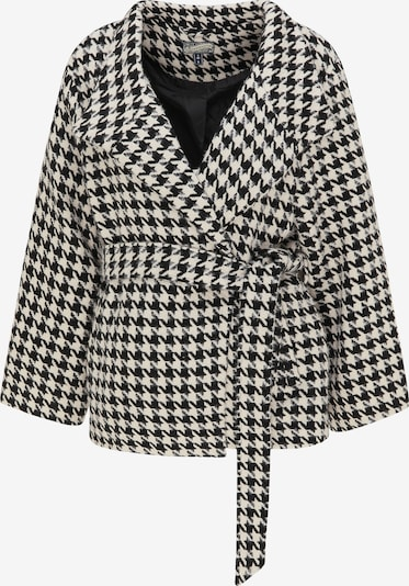 DreiMaster Vintage Prijelazni kaput u crna / bijela, Pregled proizvoda