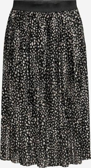 JACQUELINE de YONG Falda en negro / blanco, Vista del producto