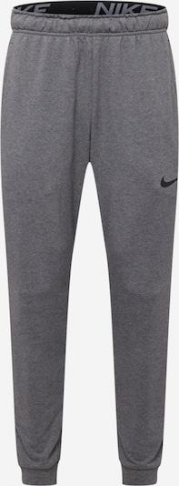 Pantaloni sport NIKE pe gri metalic, Vizualizare produs