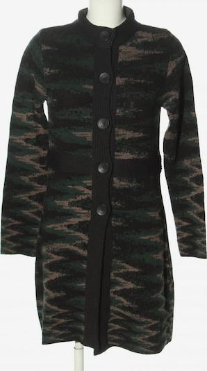 Northland Strickjacke in L in nude / grün / schwarz, Produktansicht