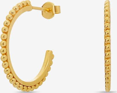 MOSUO JEWELLERY Earrings 'Sun Hoop' in gold, Item view