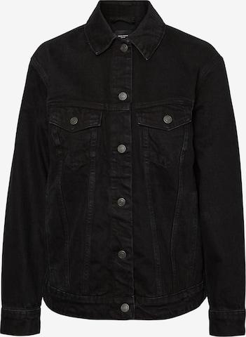 VERO MODA Between-Season Jacket 'VMKATRINA' in Black