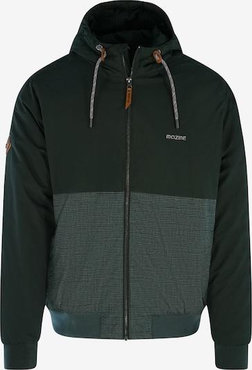 mazine Winterjas ' Campus ' in de kleur Groen / Zwart, Productweergave