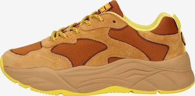 SCOTCH & SODA Sneaker in braun, Produktansicht