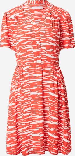 Calvin Klein Blūžkleita oranžsarkans / balts, Preces skats