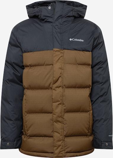 COLUMBIA Sportjas in de kleur Olijfgroen / Zwart, Productweergave