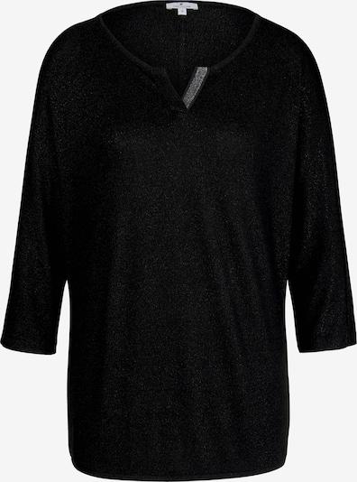 TOM TAILOR T-Shirt in schwarz, Produktansicht