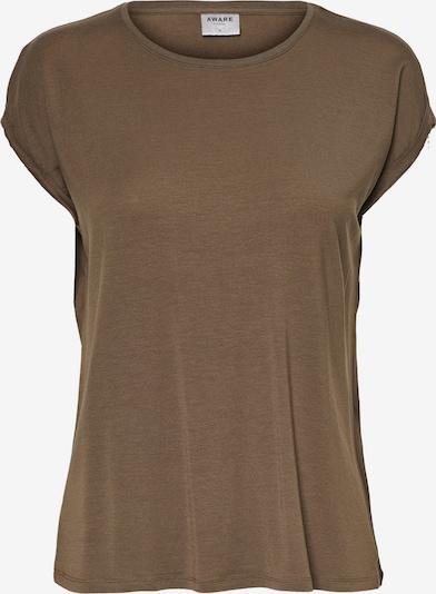 Vero Moda Aware T-Shirt 'VMAVA' in khaki, Produktansicht