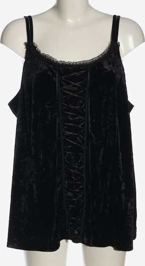 Sempre Piu Trägertop in 6XL in schwarz, Produktansicht